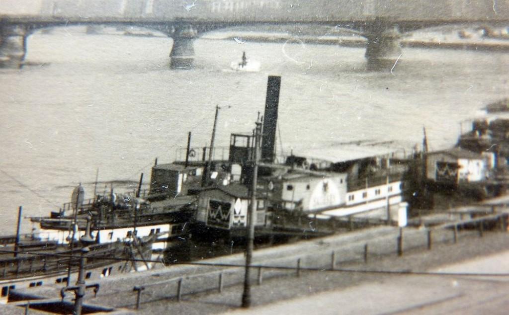 1912um PD SACHSEN am Terrassenufer - ReproAK