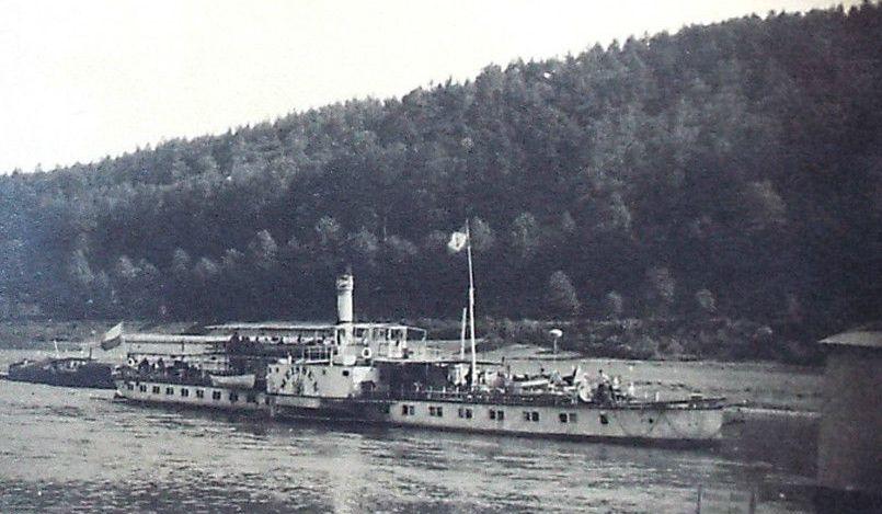 1947 PD MEISSEN in Schmilka