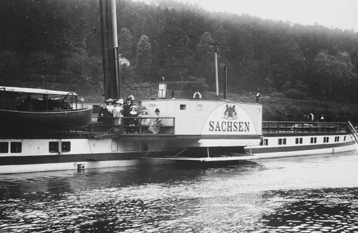 DS Sachsen Mittelschiff