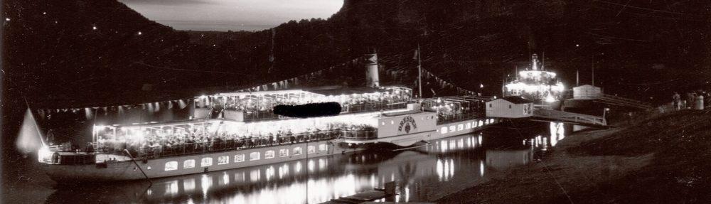 Historikerkreis Elbeschiffahrt Dresden