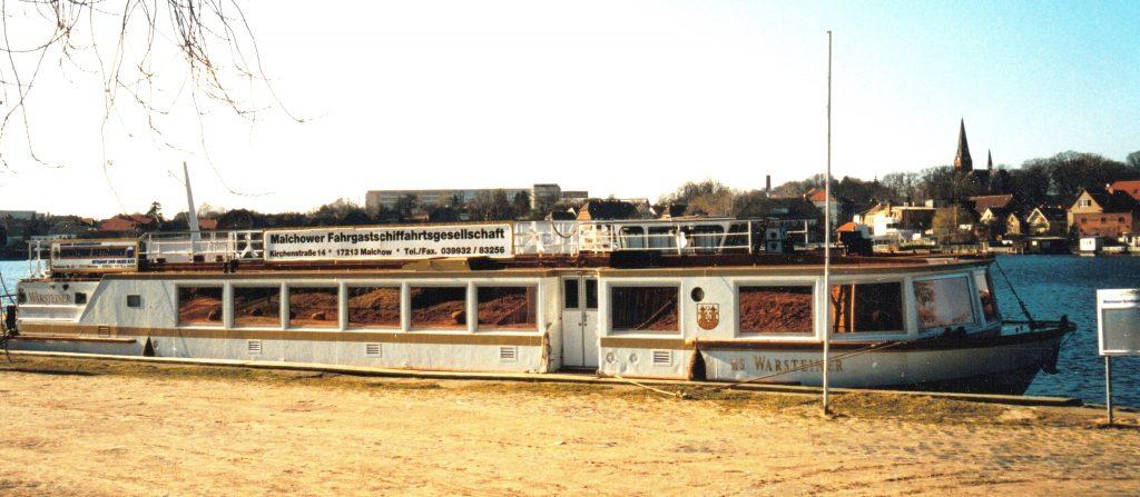 1997_01 MS WARSTEINER in Malchow - Foto D.Schubert Berlin