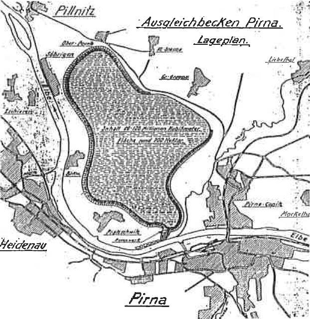 Ausgleichbecken Pillnitz