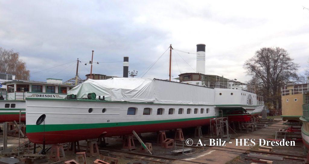 2014-11-16_03 PD DRESDEN auf der Werft Laubegast - Foto ABilz