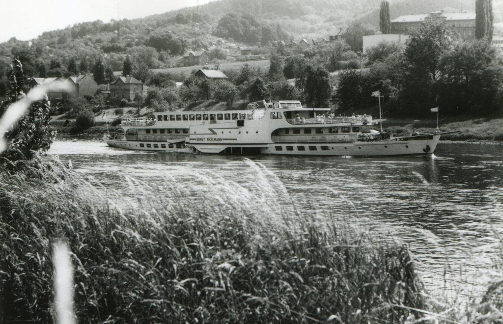 1986um ERNST THÄLMANN in CZ - NRU486