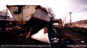 Abbruch August d. Starke Bild2 03.01.1998