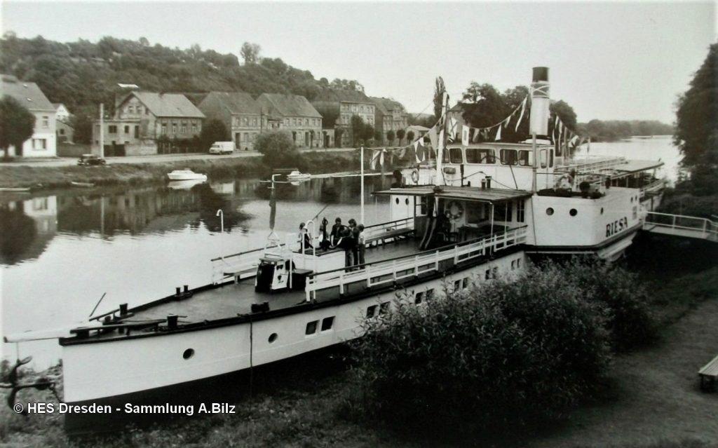 PD RIESA in Oderberg - Fotohandabzug PGH Wriezen _ 04