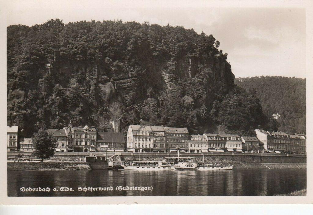 1940um SCHMILKA tw in Bodenbach - RAK