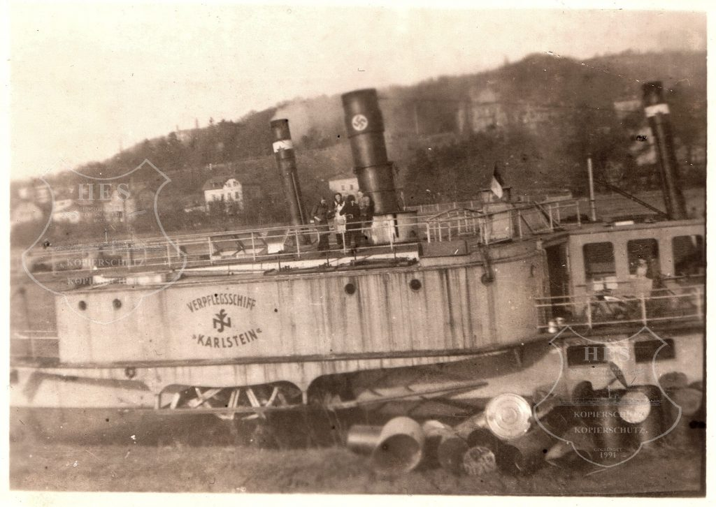 1945-03-15_01 KARLSTEIN in Tolkewitz - Originalfoto bei ABilz