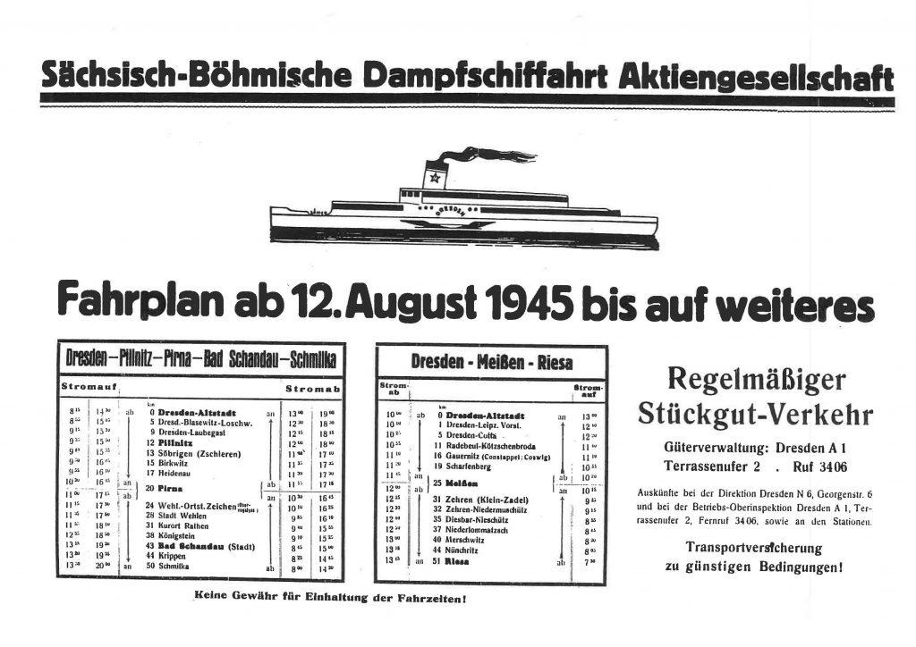 1945-08-12 bis auf weiteres
